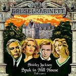 the haunting of hill house, german audio book in two volumes, 2006, vol 1
