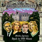 the haunting of hill house, german audio book in two volumes, 2006, vol 2