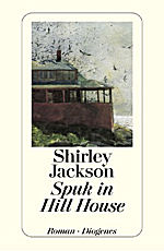 spuk in hill house, germany, later edition, ISBN-13: 978-3-257-22605-8