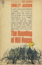 the haunting of hill house, usa, 1962 pocket edition