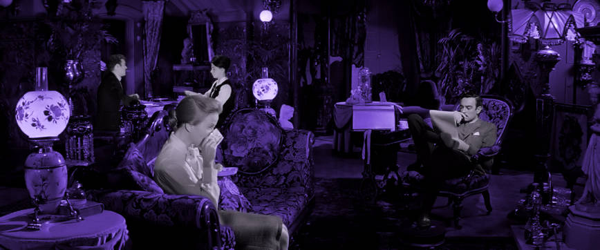 The Haunting, The Purple Parlour