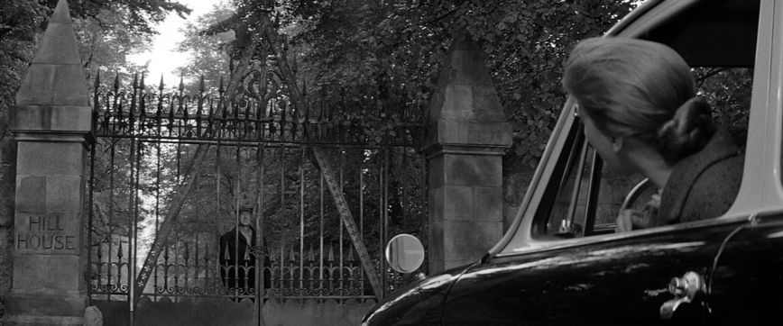 The Haunting, 1963, The gates of Hill House