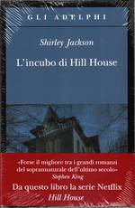 l'incubo di hill house, italy, with red obi, 2016, ISBN-13: 978-88-459-3095-9