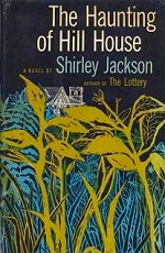 the haunting of hill house, usa, 1959 first edition, second print, ISBN-13: 978-0-670-36261-5