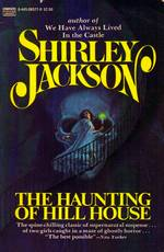 the haunting of hill house, usa, 1977, cover variation 2, ISBN-13: 978-0-445-08577-0