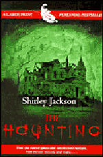 the haunting of hill house, 2002, large print hardcover, ISBN-13: 978-0-786-24377-8