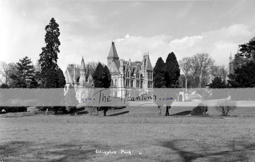 Ettington Park, Post Card, #1