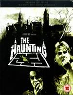 the haunting, bluray and dvd boxset, cover, 2017, uk