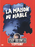 the haunting, dvd, 2003, belgium (local french) with red cover