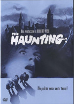 the haunting, dvd, 2003, spain, no spanish title on cover