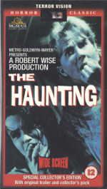 the haunting, vhs, uk, 1995