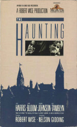 the haunting, vhs, usa, 1986